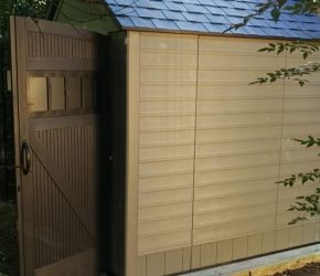 Concrete Slab and Shed Installation 2