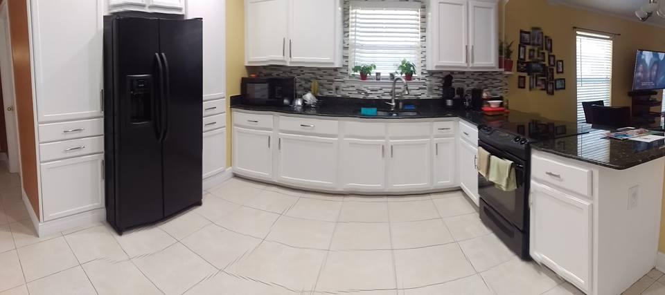 Kitchen Restoration 12